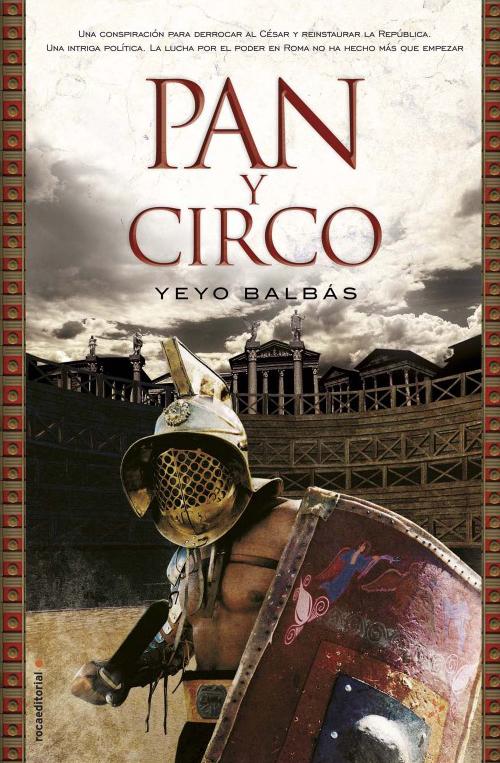 00106520674232    1  1000x1000 - Pan y circo - Yeyo Balbás (2013) [PDF]