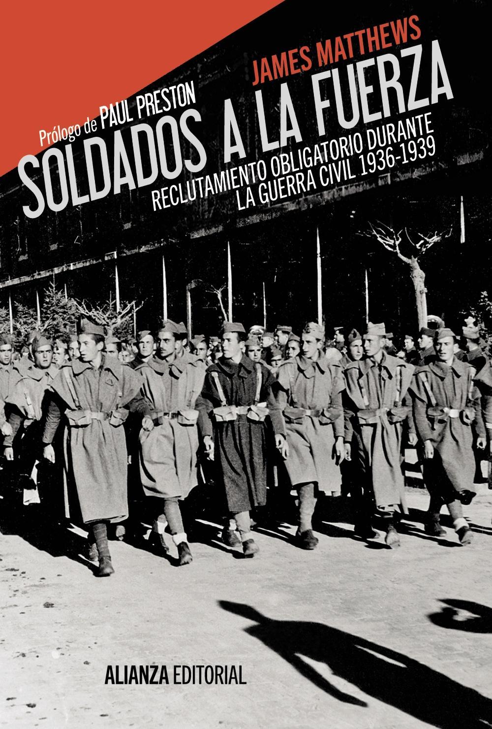 libro Soldados a la fuerza