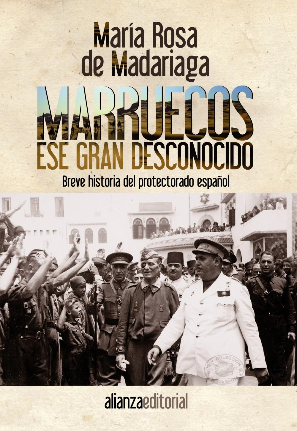 María Rosa de Madariaga: MARRUECOS, ESE GRAN DESCONOCIDO.