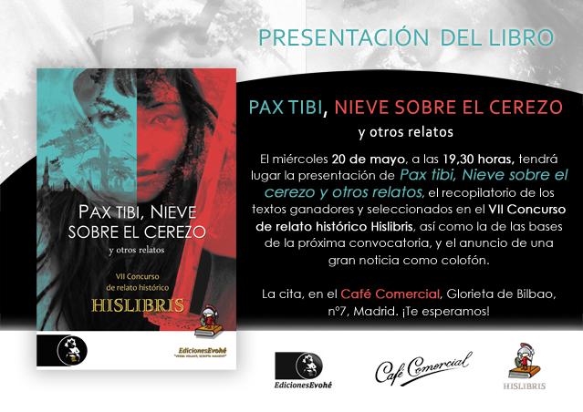 invitacion_hislibris_vii_cafecomercial_madrid