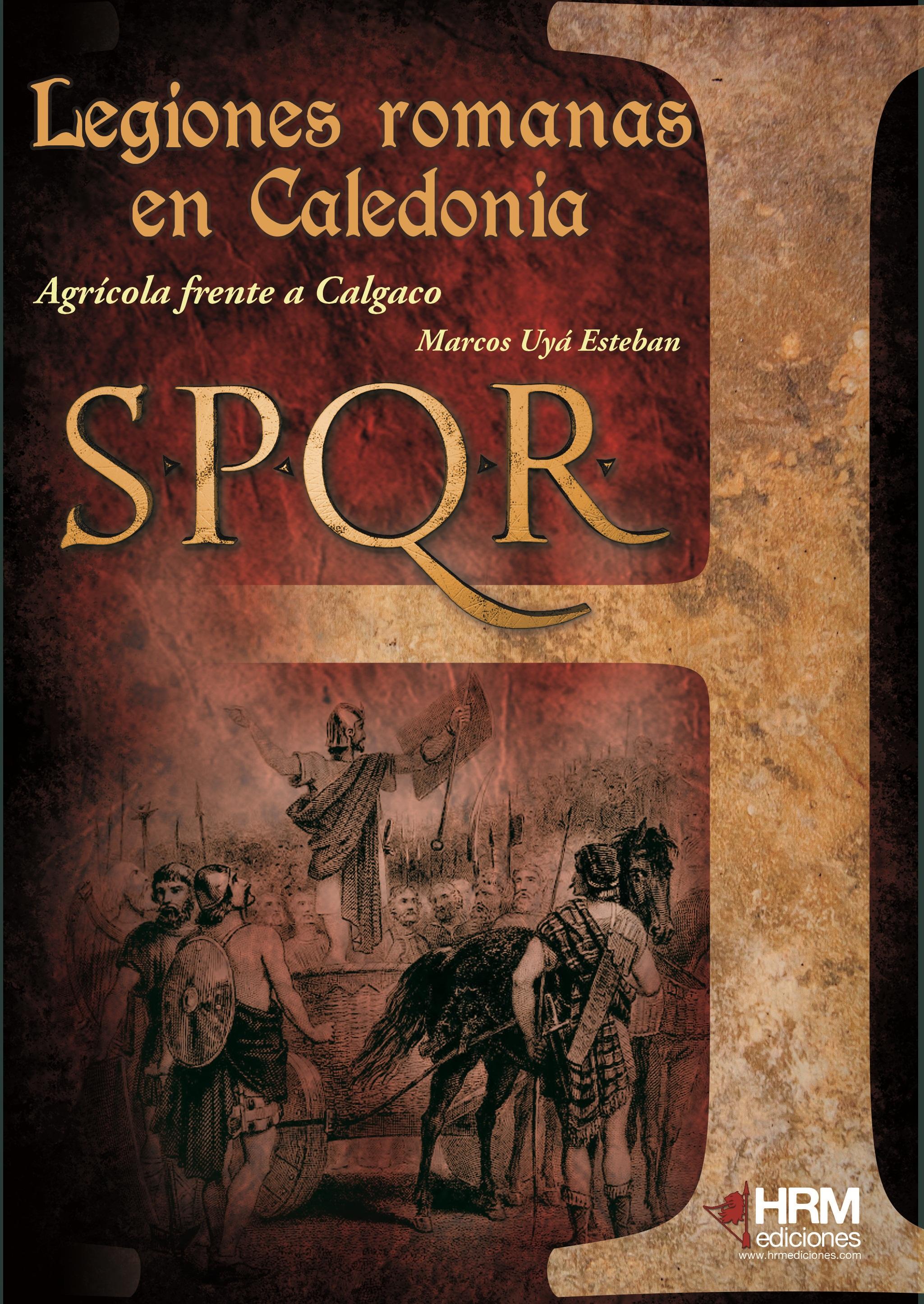 HPortada Legiones en Caledonia (1)