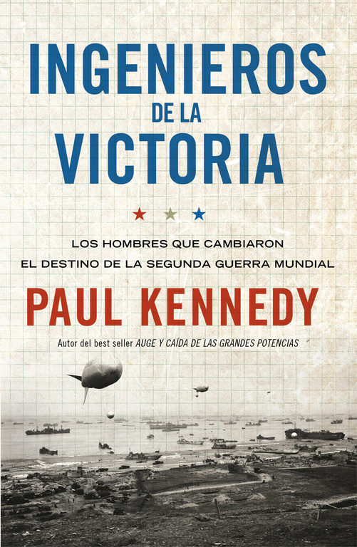 INGENIEROS DE LA VICTORIA – Paul Kennedy