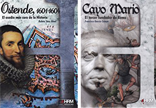 OSTENDE - Rubén Sáez Abad y CAYO MARIO - Francisco García Campa