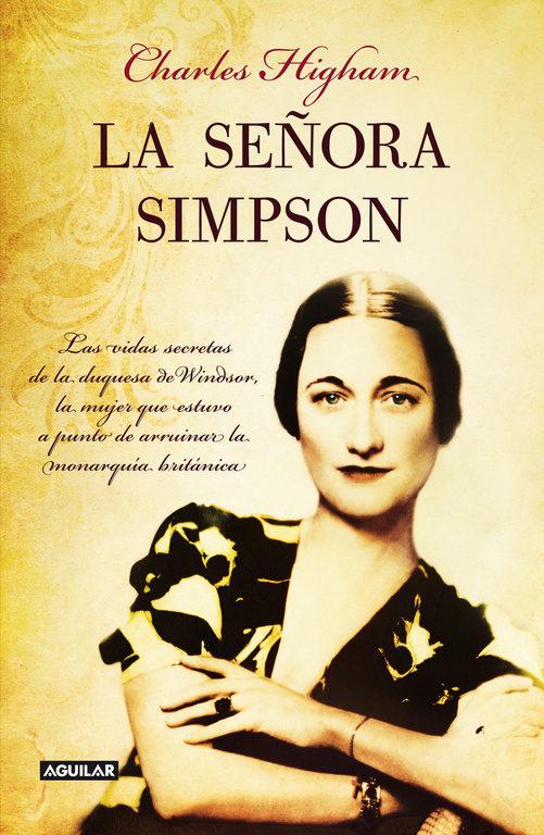 LA SEÑORA SIMPSON - Charles Higham