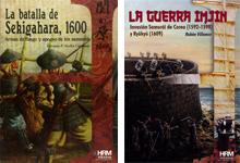 LA BATALLA DE SEKIGAHARA, 1600 - Enrique F. Sicilia y LA GUERRA IMJIN - Rubén Villamor