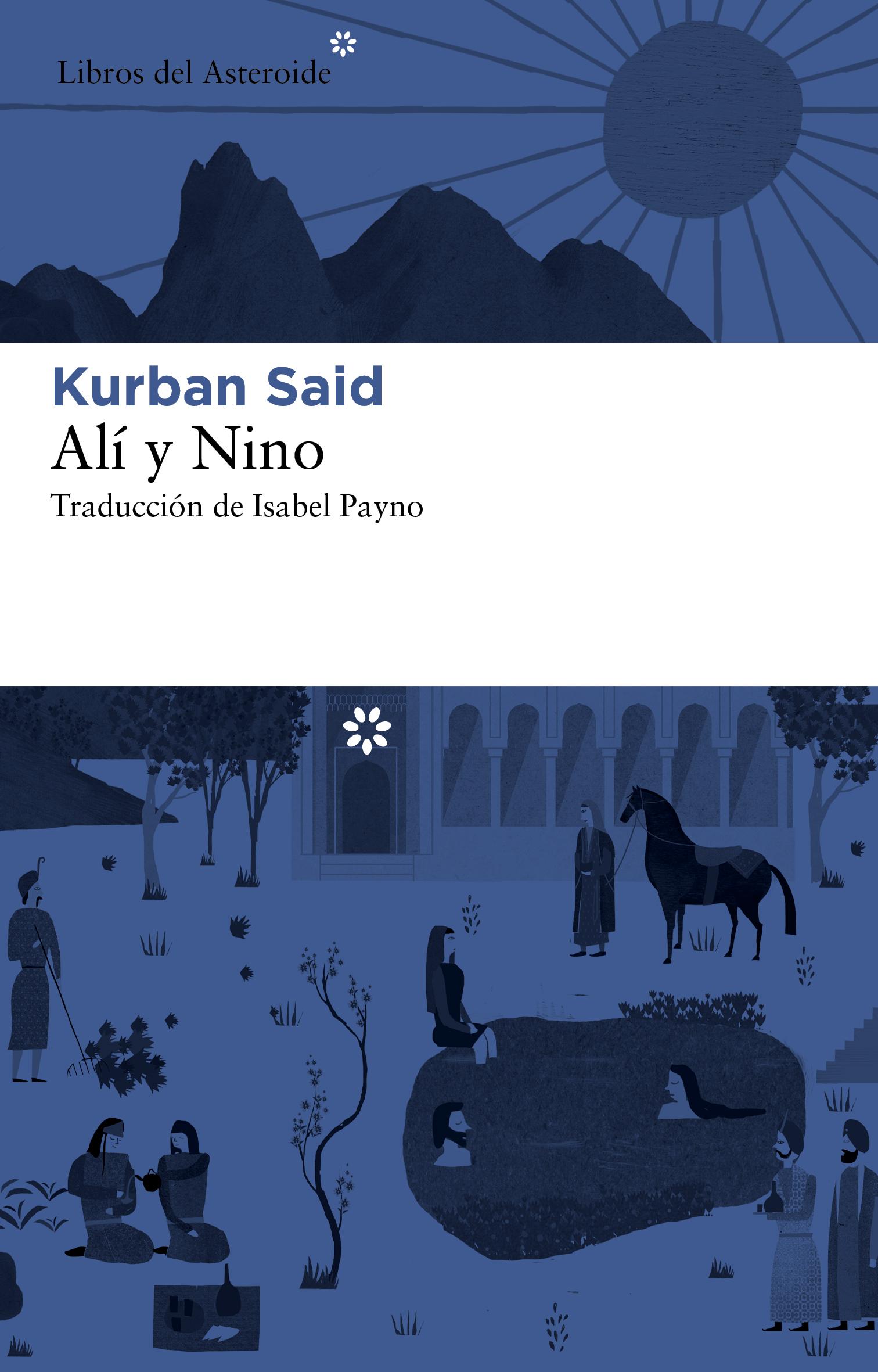 ALÍ Y NINO – Kurban Said