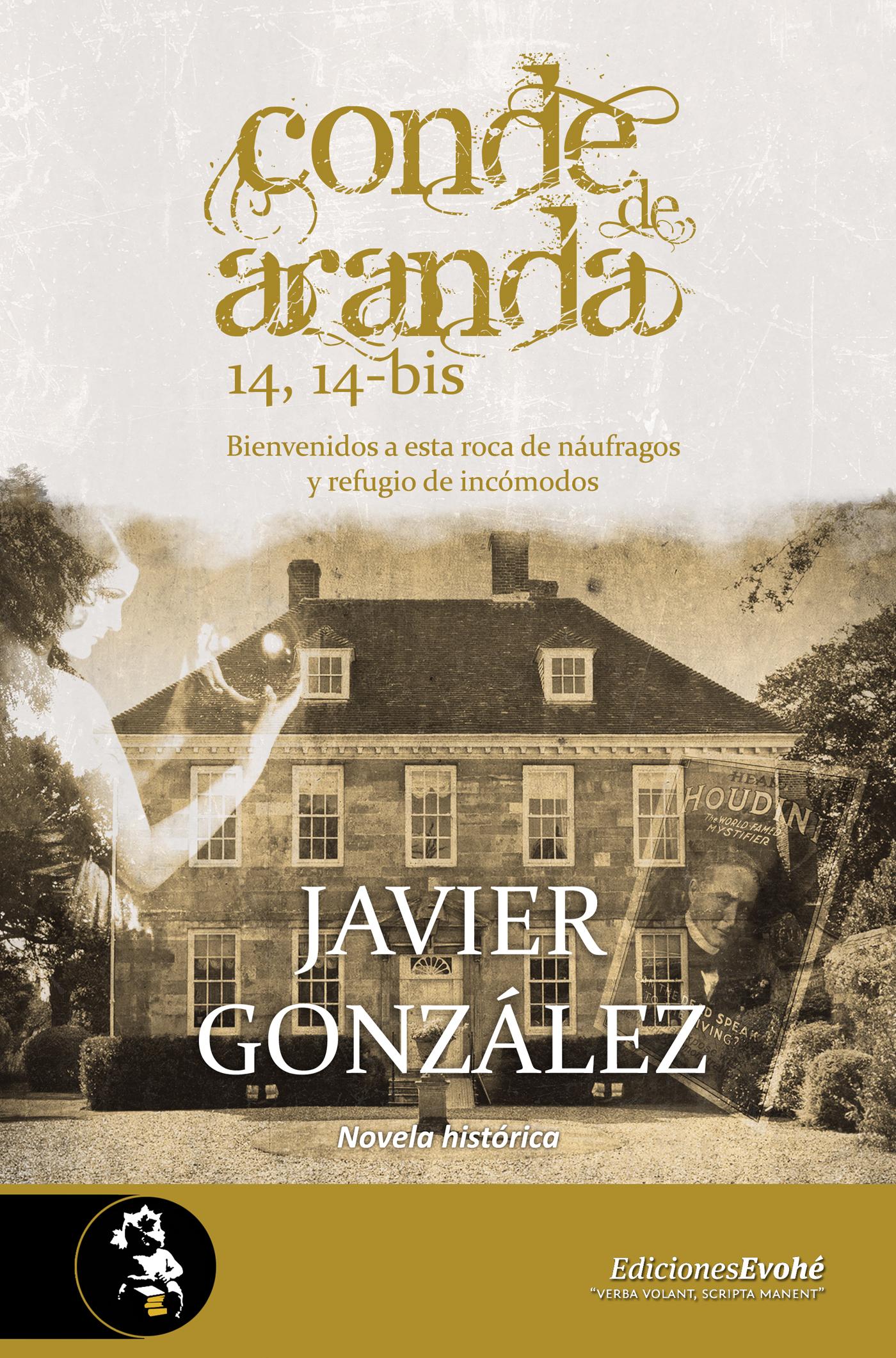 CONDE DE ARANDA 14, 14-BIS - Javier González