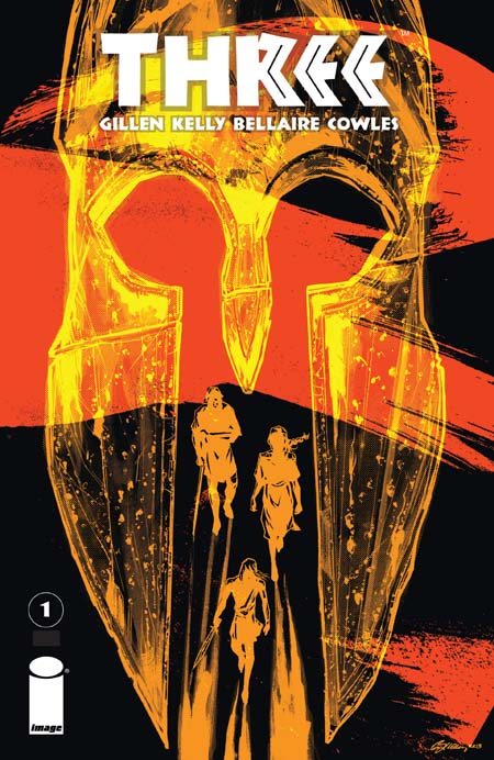 THREE - Kieron Gillen, Ryan Kelly y Jordie Bellaire