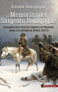 LAS MEMORIAS DEL SARGENTO BOURGOGNE - Adrien Bourgogne
