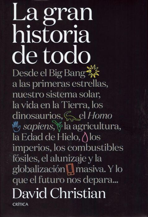 LA GRAN HISTORIA DE TODO - David Christian