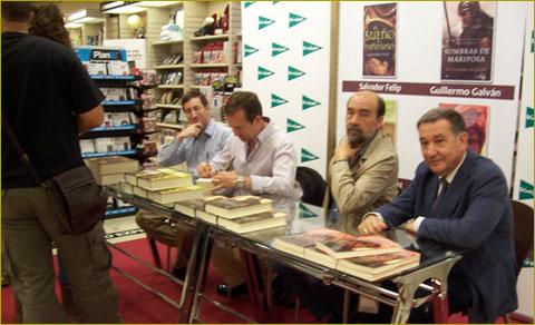 II Jornadas novela Histórica Murcia