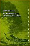 LA CAÑONERA 23. DOS GUARDIAMARINAS EN ÁFRICA - Luis Delgado Bañón
