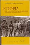 ETIOPÍA. EL CONFLICTO ITALO-ABISINIO - Eduardo Ortega y Gasset