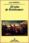 EL SITIO DE KRISHNAPUR - J. G. Farrell
