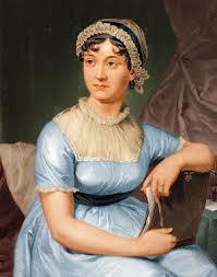 retrato Austen