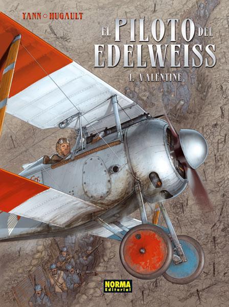 el-piloto-del-edelweiss-1---valentine-9788467910964