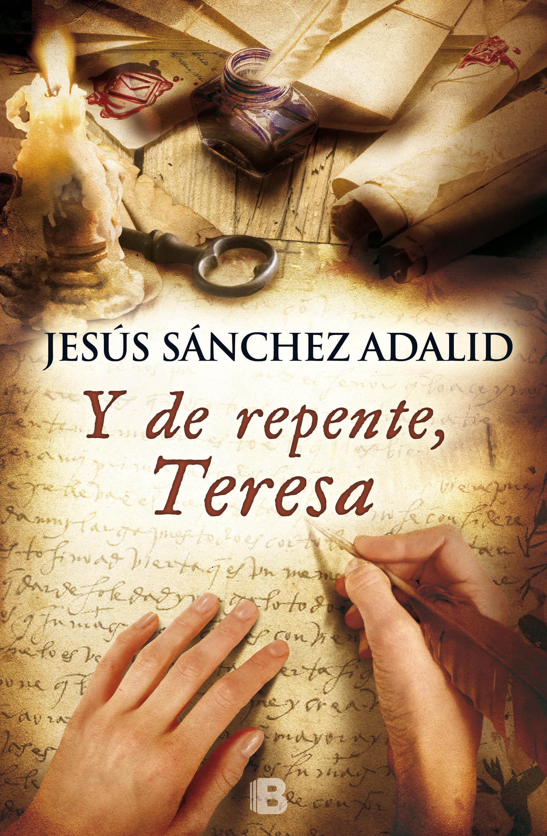 Y de repente Teresa (1)