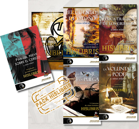 libros_hislibris_pack