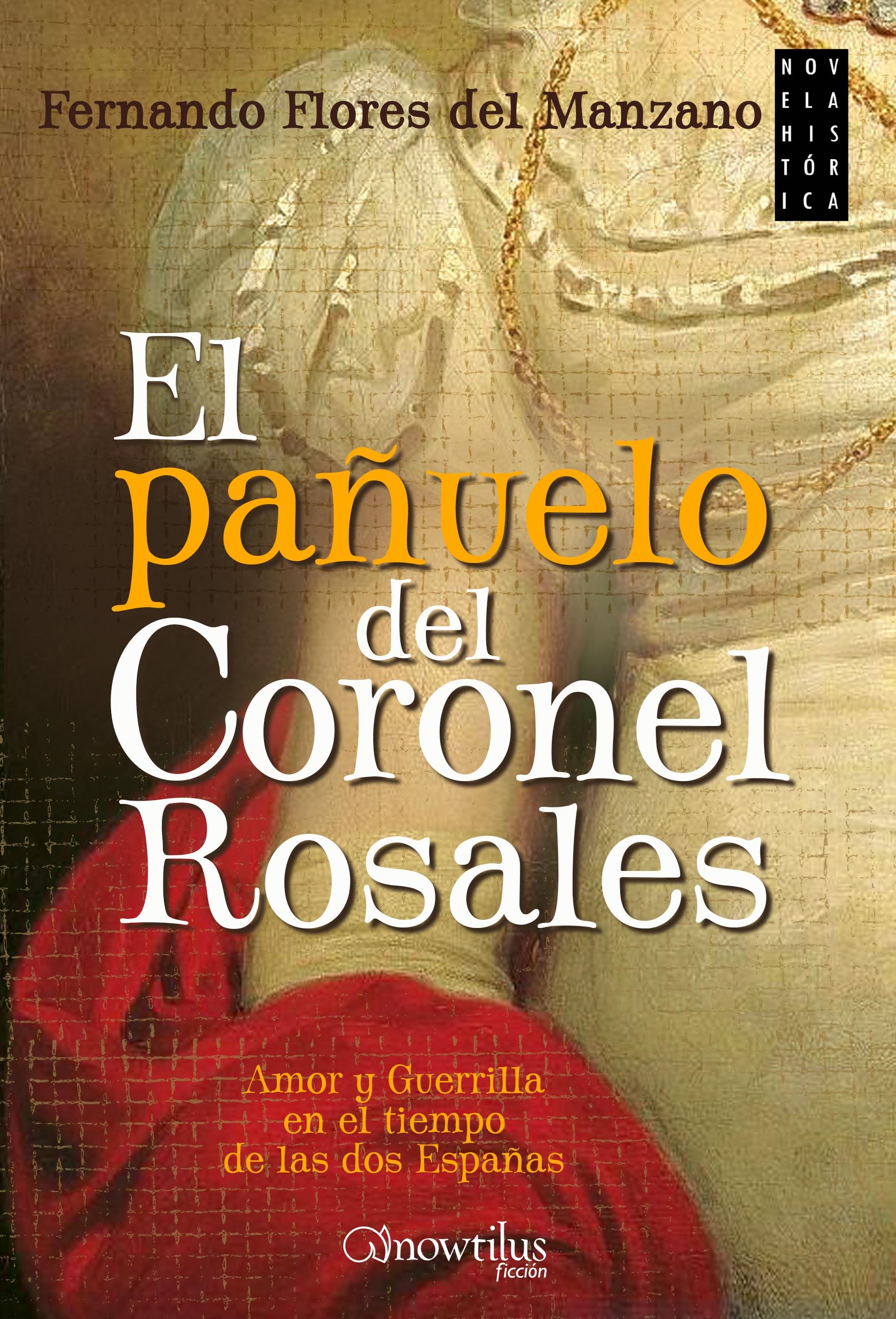NPortada El panuelo del coronel Rosales