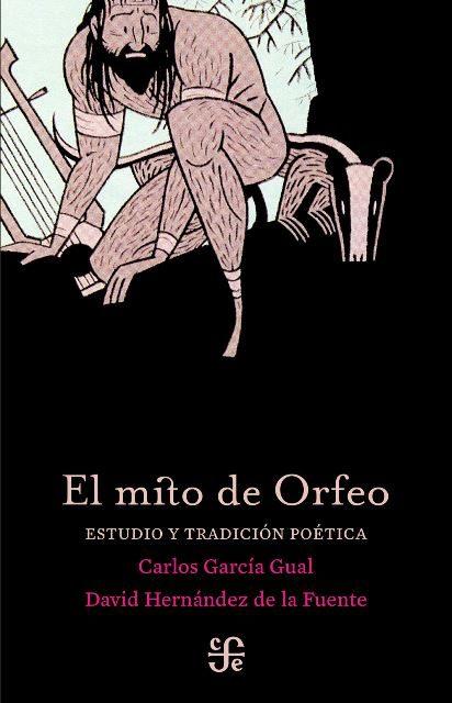 Portada El mito de Orfeo