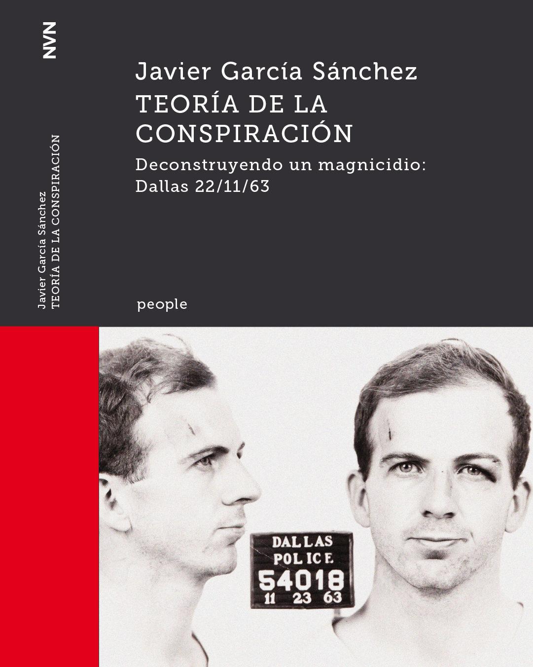 TEORÍA DE LA CONSPIRACIÓN - Javier García Sánchez