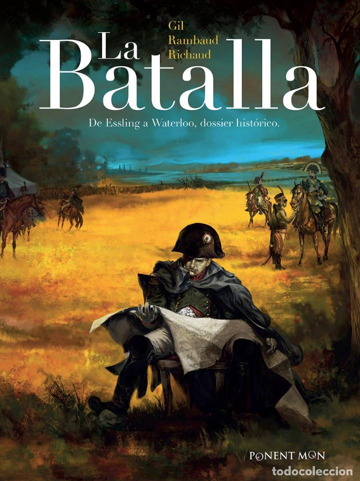 LA BATALLA – Fréderic Richaud, Iván Gil y Patrik Rambaud