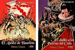 EL SIGLO DE ACERO II Y III - Héctor J. Castro
